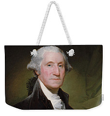 President George Washington Weekender Tote Bag by War Is Hell Store