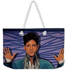Prince Weekender Tote Bag by Paul Meijering