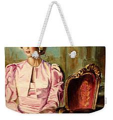 Princess Diana The Peoples Princess Weekender Tote Bag by Carole Spandau