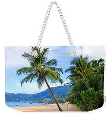 Phuket Patong Beach Weekender Tote Bag by Mark Ashkenazi