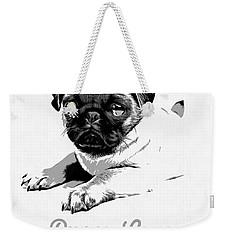 Puppy Love Weekender Tote Bag by Edward Fielding