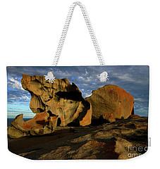 Remarkable Weekender Tote Bag by Mike Dawson