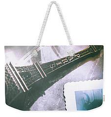 Romantic Paris Memory Weekender Tote Bag by Jorgo Photography - Wall Art Gallery