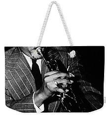 Roy Hines Weekender Tote Bag by American School