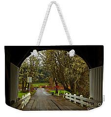 Rural Wren Oregon Weekender Tote Bag by Adam Jewell
