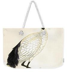 Sacred Ibis Weekender Tote Bag by English School