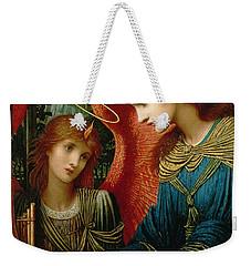 Saint Cecilia Weekender Tote Bag by John Melhuish Strukdwic