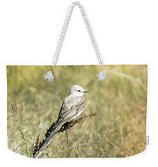 Scissortail Flycatcher Weekender Tote Bag by Robert Frederick