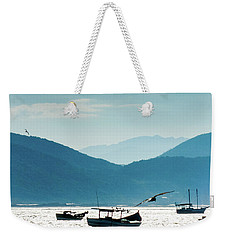 Sea And Freedom Weekender Tote Bag by Martin Lopreiato