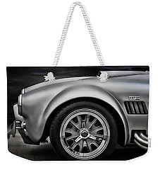 Shelby Cobra Gt Weekender Tote Bag by Douglas Pittman