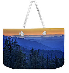 Sierra Fire Weekender Tote Bag by Rick Berk