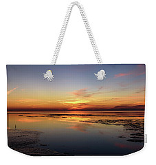Weekender Tote Bag featuring the photograph Slave To Your Mind by Thierry Bouriat