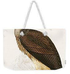 Sociable Vulture Weekender Tote Bag by English School