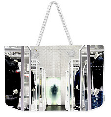 Soho 3 Weekender Tote Bag by NDM Digital Art