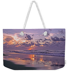 I Remember You Every Day  Weekender Tote Bag by Betsy Knapp