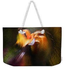 Soul Scream Weekender Tote Bag by Miki De Goodaboom