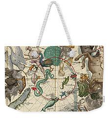 South Pole Weekender Tote Bag by Ignace-Gaston Pardies