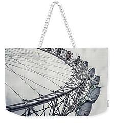 Spin Me Around Weekender Tote Bag by Evelina Kremsdorf