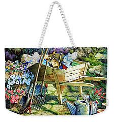 Spring At Last Weekender Tote Bag by Hanne Lore Koehler