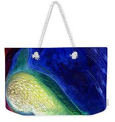 Starlight Weekender Tote Bag by Nancy Moniz