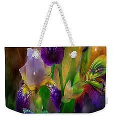 Summer Life Weekender Tote Bag by Carol Cavalaris