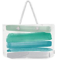 Summer Sky Weekender Tote Bag by Linda Woods