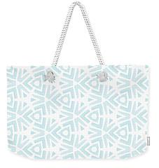 Summer Splash- Pattern Art By Linda Woods Weekender Tote Bag by Linda Woods