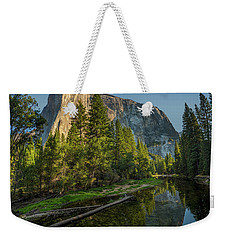 Sunrise On El Capitan Weekender Tote Bag by Peter Tellone