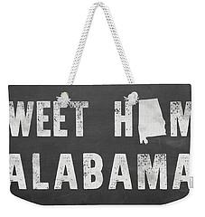 Sweet Home Alabama Weekender Tote Bag by Nancy Ingersoll