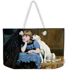Sympathy Weekender Tote Bag by Briton Riviere