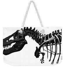 T-rex Weekender Tote Bag by Martin Newman