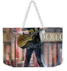 Taylor At The Opry Weekender Tote Bag by Don Olea