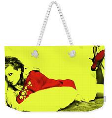 Taylor Swift 10r Weekender Tote Bag by Brian Reaves