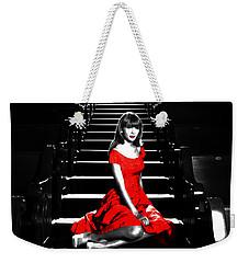 Taylor Swift 8c Weekender Tote Bag by Brian Reaves