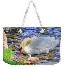 Teachings Weekender Tote Bag by Donna Kennedy