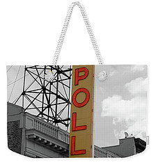 The Apollo In Harlem Weekender Tote Bag by Danny Thomas