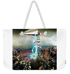 The Arrival Weekender Tote Bag by Marian Voicu
