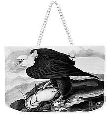 The Bald Eagle Weekender Tote Bag by Granger