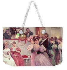 The Ball Weekender Tote Bag by Charles Wilda