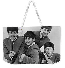 The Beatles, 1963 Weekender Tote Bag by Granger