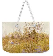The Cuckoo Weekender Tote Bag by Helen Allingham