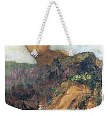 The Cyclops Weekender Tote Bag by Odilon Redon
