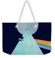 The Floyd's Dark Side Weekender Tote Bag by Jacquie Gouveia