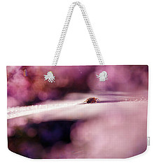 The Galaxy Weekender Tote Bag by Roeselien Raimond