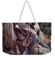 The Good Shepherd Weekender Tote Bag by Tissot