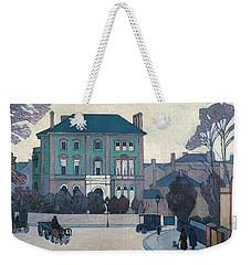 The Green House, St John's Wood Weekender Tote Bag by Robert Bevan