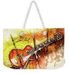 The Holy Grail V2 Weekender Tote Bag by Gary Bodnar
