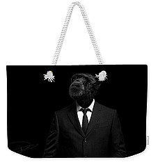 The Interview Weekender Tote Bag by Paul Neville