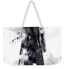 The Joker Weekender Tote Bag by Marlene Watson