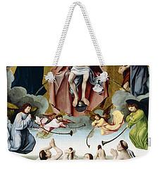 The Last Judgement Weekender Tote Bag by Jan Provost